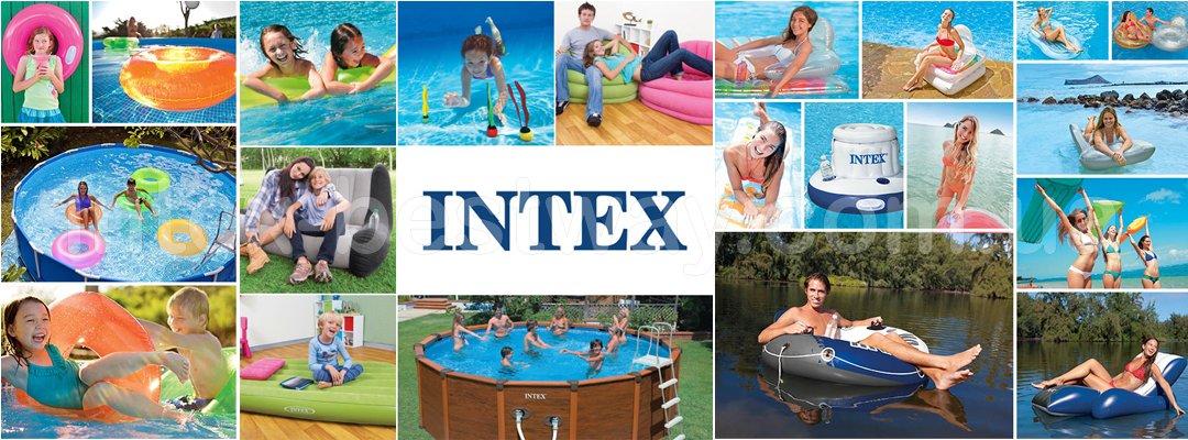 Ассортимент товаров Intex
